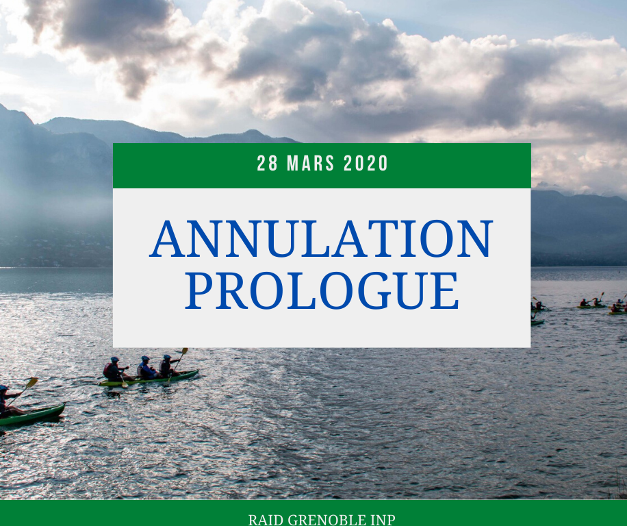 Annulation Prologue