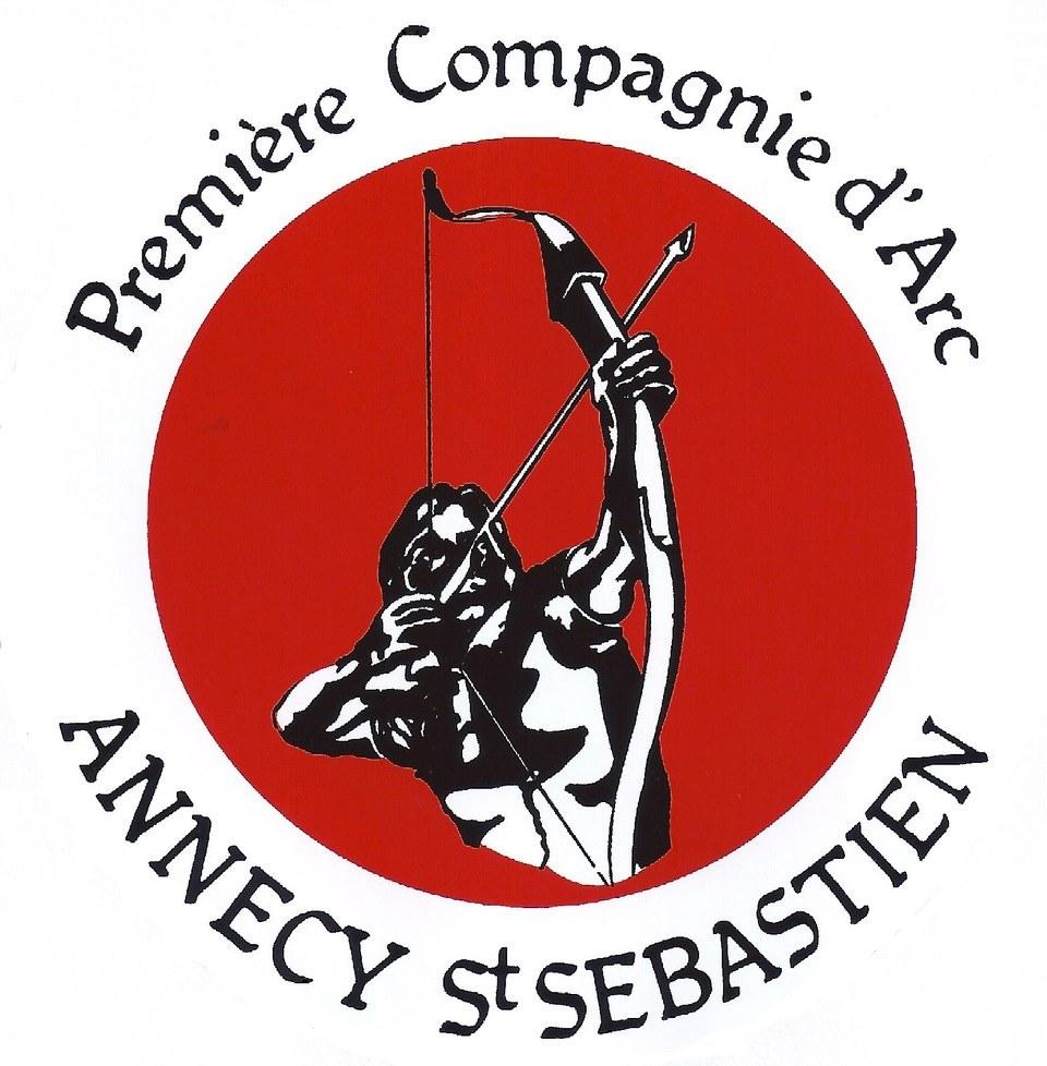 Logo Archerie Annecy St Sebastien