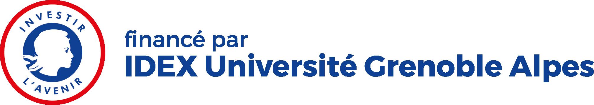 Logo Idex Université Grenoble Alpes