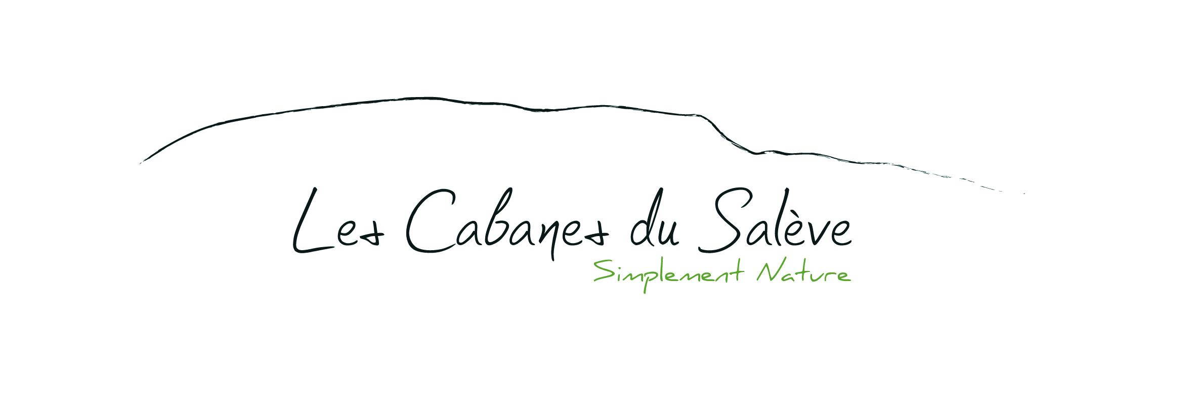 Logo des Cabanes de Salèves