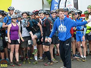 Raid Grenoble INP - Départ