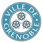 RAID - partenaires - Logo ville de Grenoble